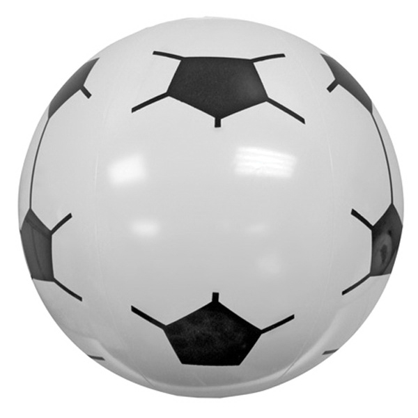 "16"" Sport Beach Ball-Soccer"