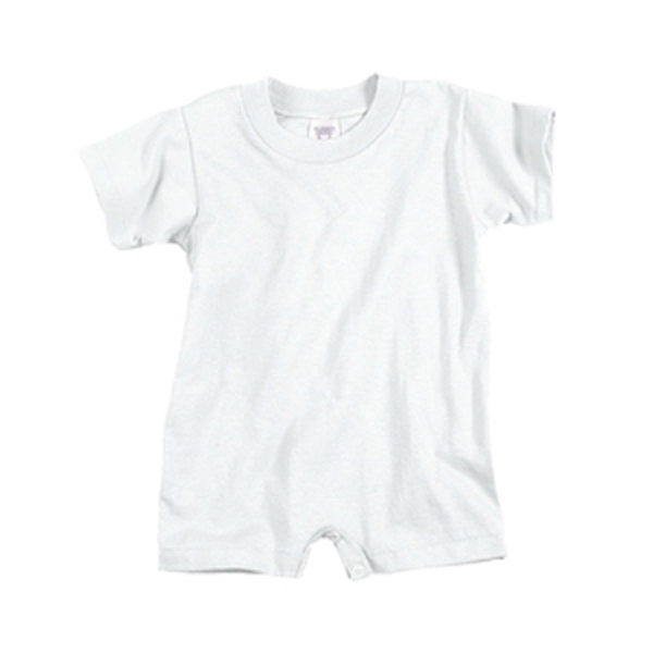Rabbit Skins Infant 5.5 oz. Jersey T-Shirt Romper
