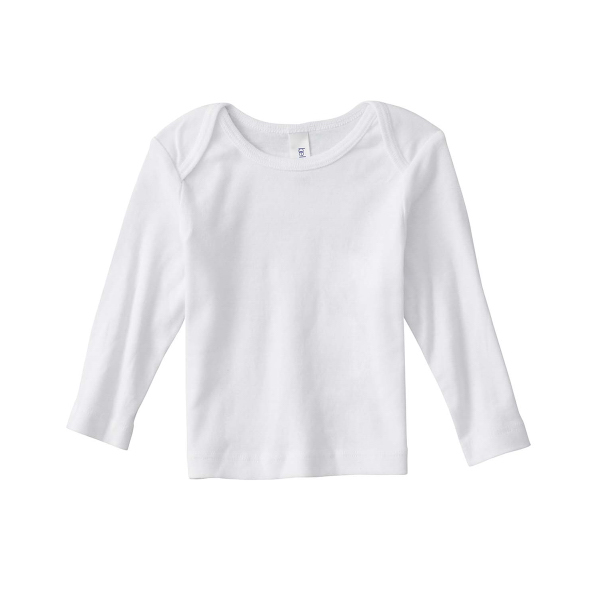 Bella + Canvas Infant Long Sleeve Baby Rib T-Shirt
