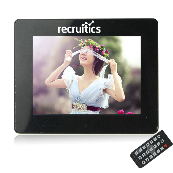 "8"" Ultra-thin HD Digital Photo Frame"