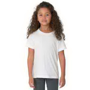 American Apparel Toddler Fine Jersey Short-Sleeve T-Shirt