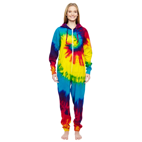 Tie-Dye All-In-One Loungewear