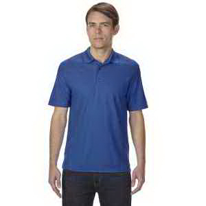 4.7 oz. Men's Double Pique Polo