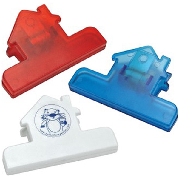 House Chip Clip-Imprinted