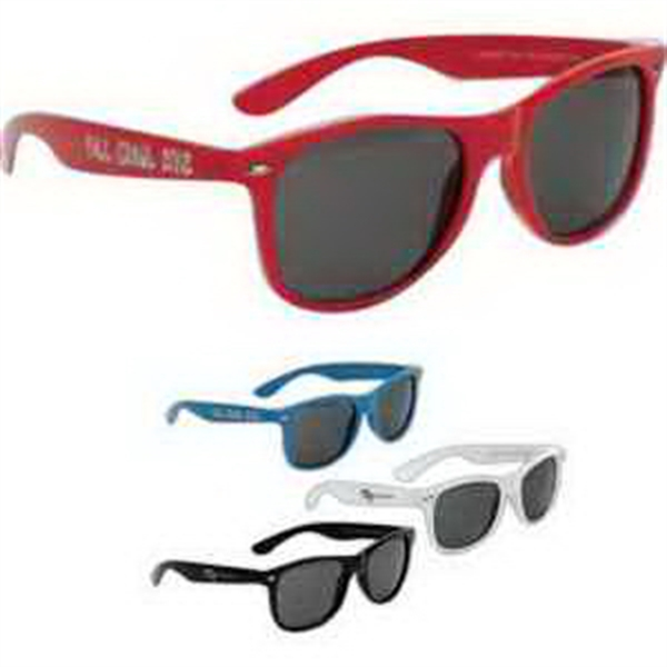 Deluxe Sunglasses-Imprinted