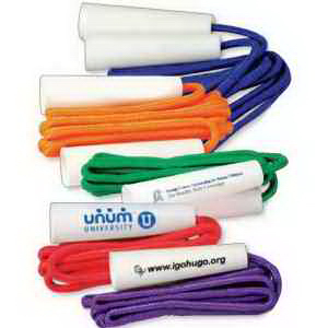 Solid Colored Jump Ropes-Imprinted