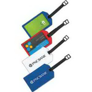 Business Card Luggage Tag-Imprinted