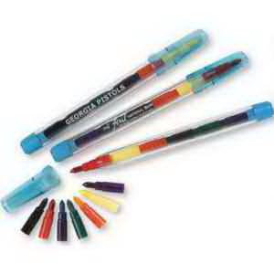 Pop-A-Point Crayons-Imprinted