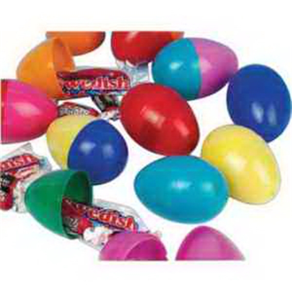 Deluxe Candy Filled Easter Eggs-Imprinted