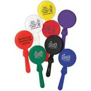 Round Clappers-Imprinted
