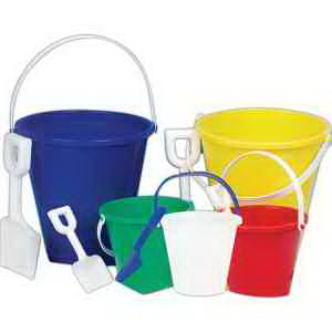 Larger Pails-Imprinted