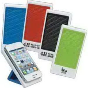 Anti-Slip Folding Cell Phone Stand-Imprinted