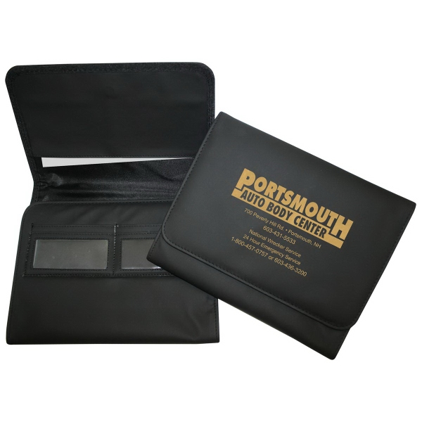 Executive Automotive Document Case