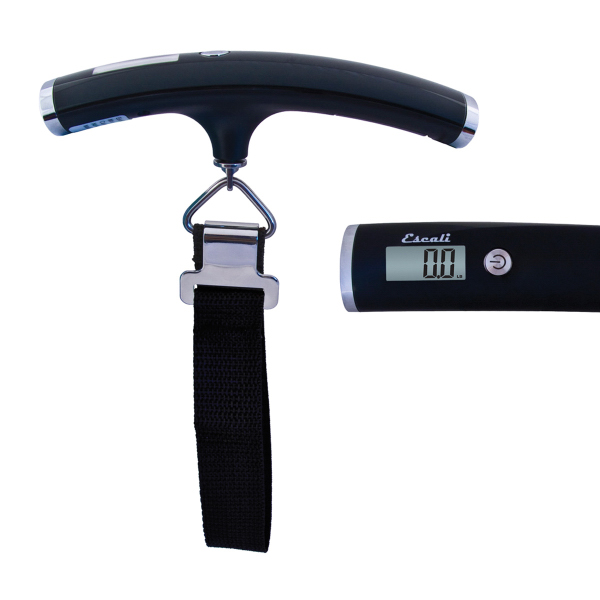 Velo - Digital Luggage Scale - Black