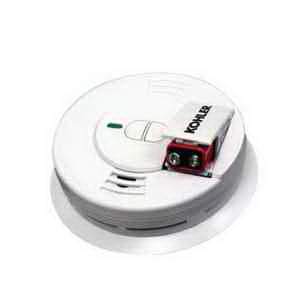 Front Loading Battery Smoke Alarm