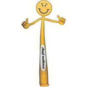 Smiling Face Bend-A-Pen
