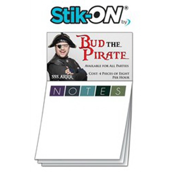 Magna-Note Business Card Magnet - Stock Notes Stik-ON(R)