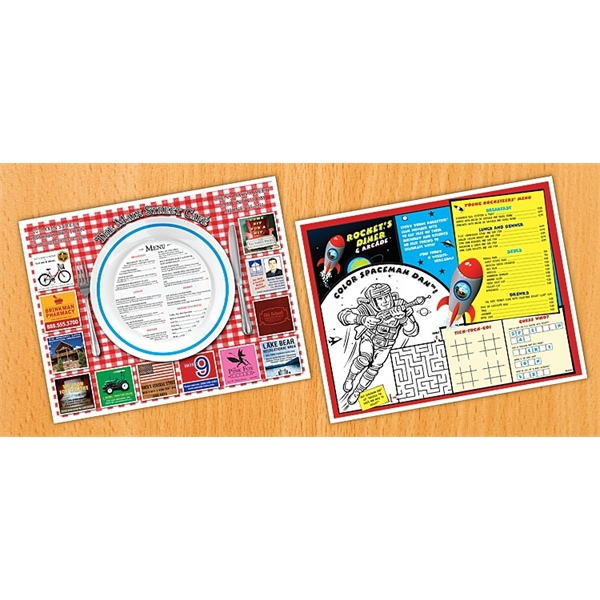 Paper Place Mats - 11x14 inch