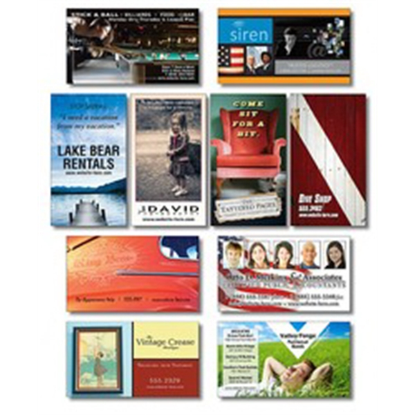 One Day Ship Business Card Magnet - 3.5x2 (Square Corners) -