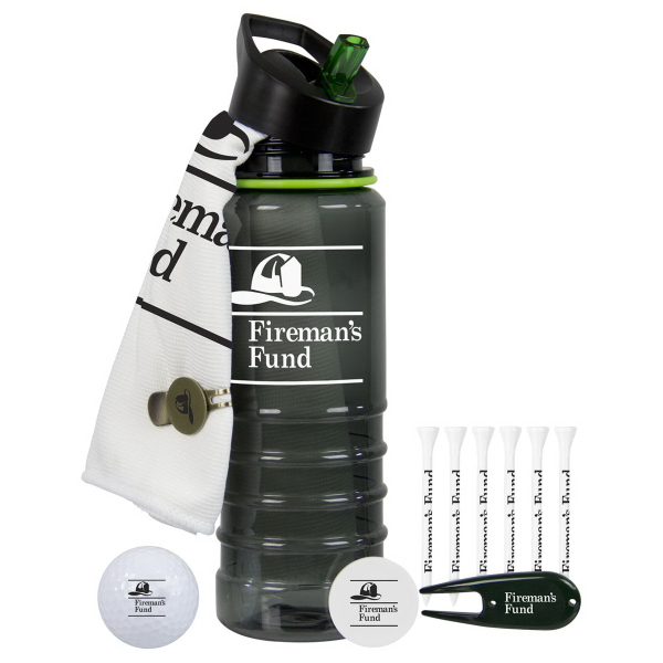 Birdie Golf Kit with Titleist(R) DT(R) SoLo Golf Ball
