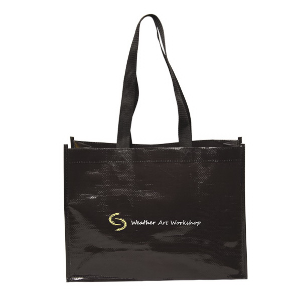 5TH AVE LAMINATED NON WOVEN TOTE BAG