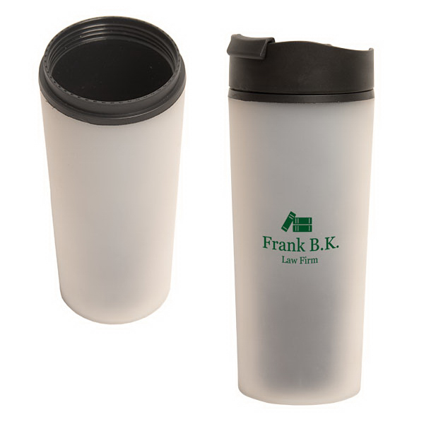 FROST QUENCHER 500 ML. (16 OZ.) TRAVEL TUMBLER