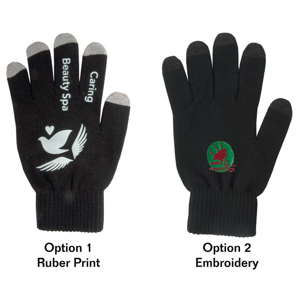 E-Z Import CU6356 CUSTOM COLOURED TOUCH SCREEN GLOVES