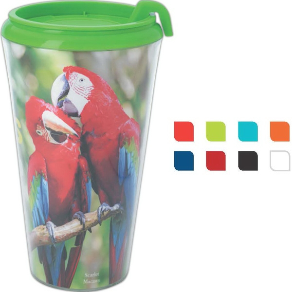 Full Color Infinity Tumbler - 16 oz.
