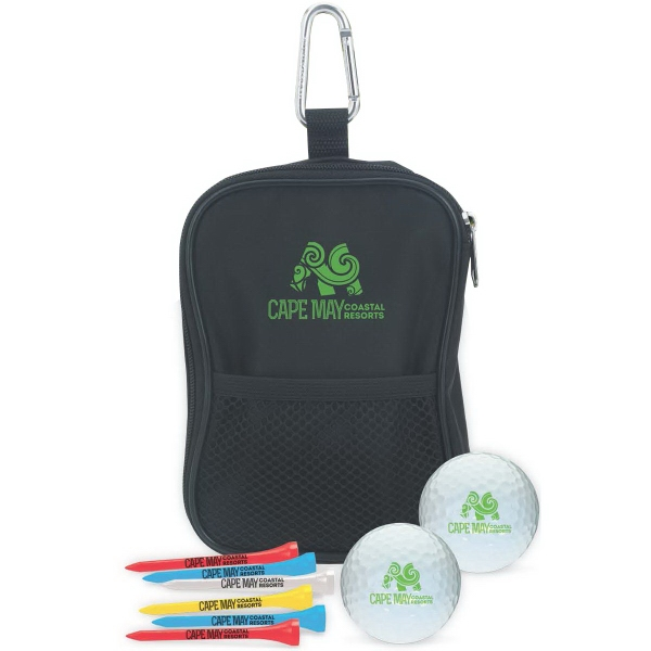 Valuables Pouch Golf Kit