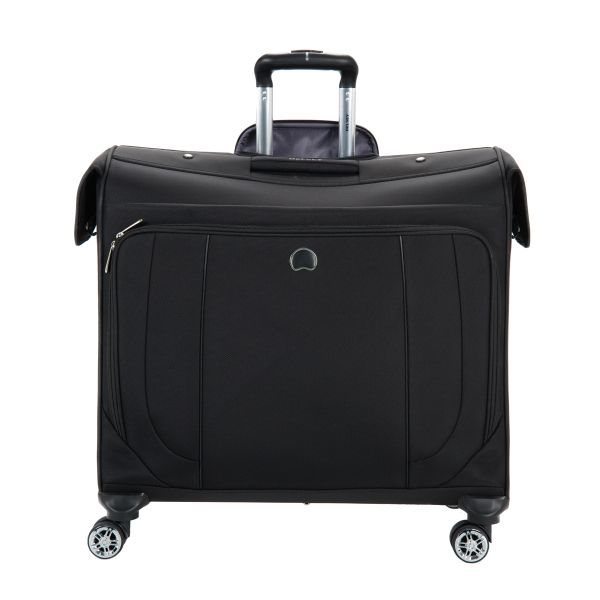 Helium Cruise Spinner Trolley Garment Bag Black