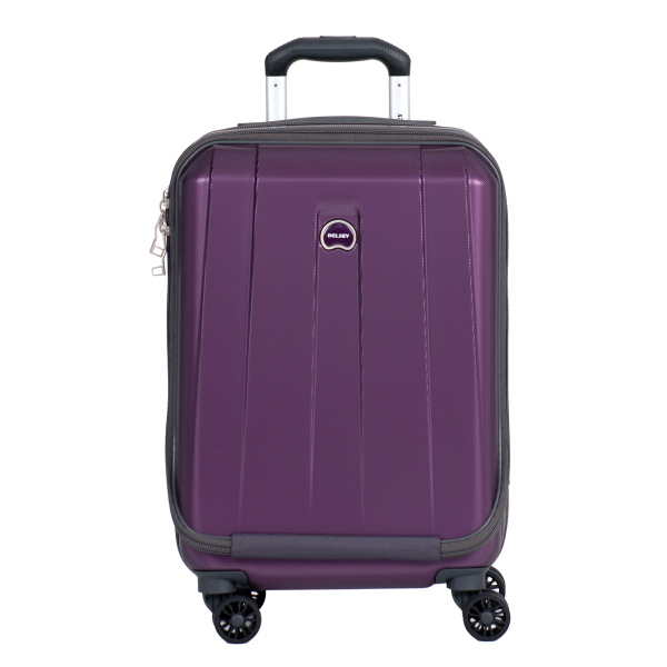 "Helium Shadow 3.0 19"" Int'l Carry-on Trolley Purple"