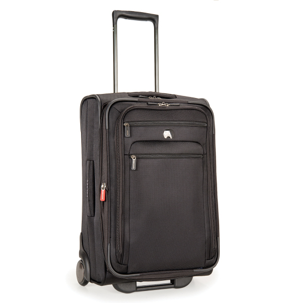 Helium Sky 2.0 Carry-on 2 Wheel Exp. Trolley Black
