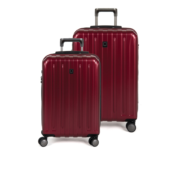 Helium Titanium 2 Pc. Set Black Cherry