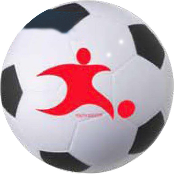 D'Stress-It (TM) Soccer Stress Reliever Ball
