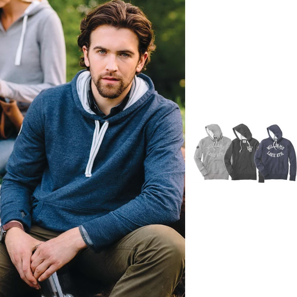 Men's Williamslake Knit Full Zip Hoody.