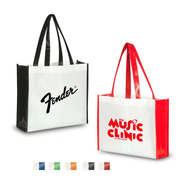 Gloss Finish Tote Bag