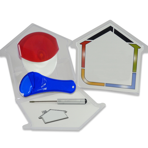 Brand Building House Kit Promotional Package