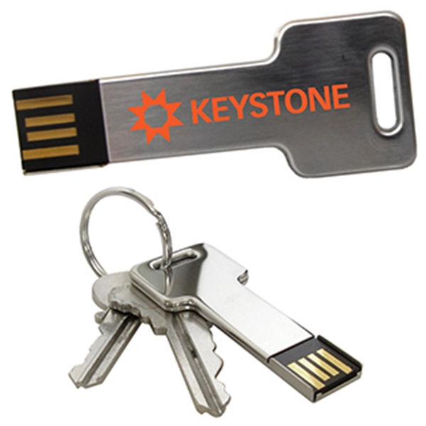 Keystone USB Flash Drive 4GB