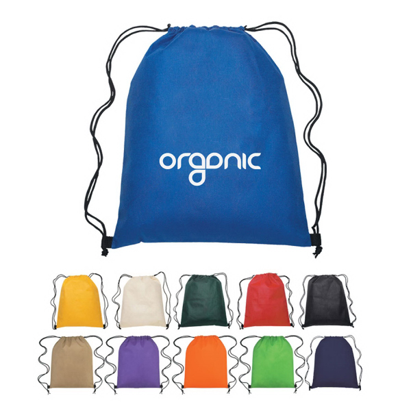 Non-Woven Hit Sports Pack - Drawstring Bag Backpack