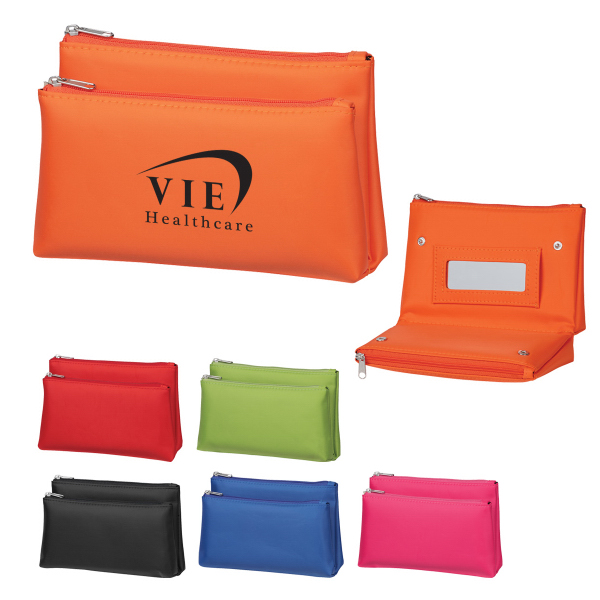 Vanity Bag with Mirror