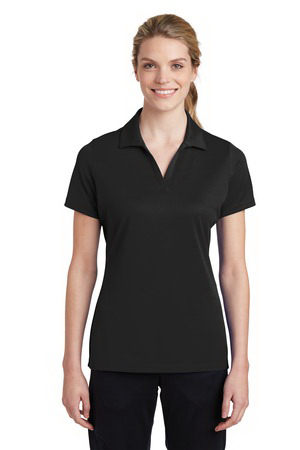 Sport-Tek (R) Ladies' Posicharge (TM) Racermesh (TM) Polo