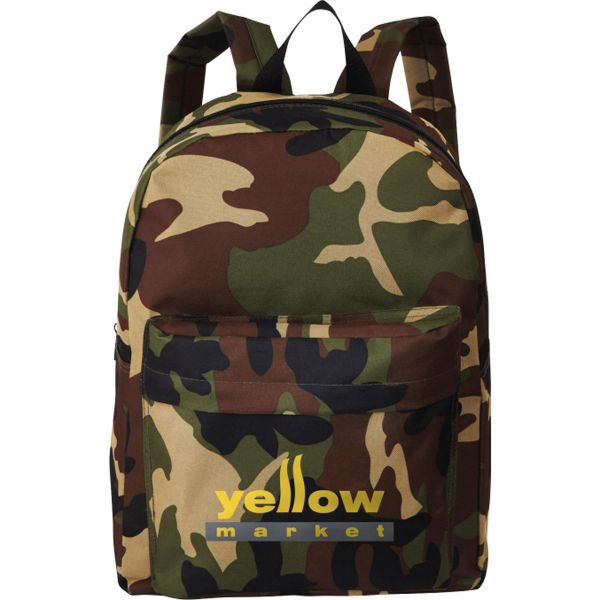 The Valley Camo Backpack