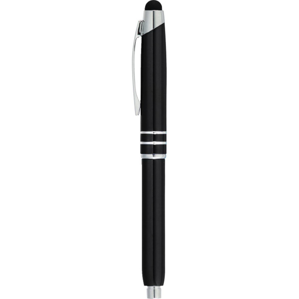 Trio 3-in-1 Ballpoint Stylus Light