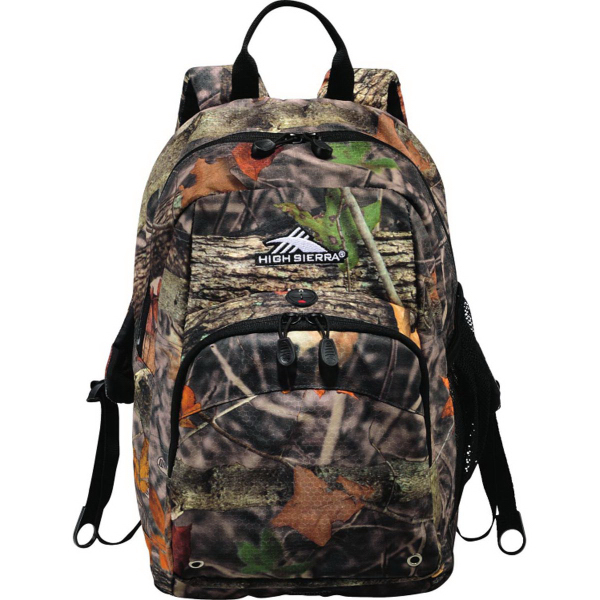 High Sierra (R) Impact King's Camo Backpack