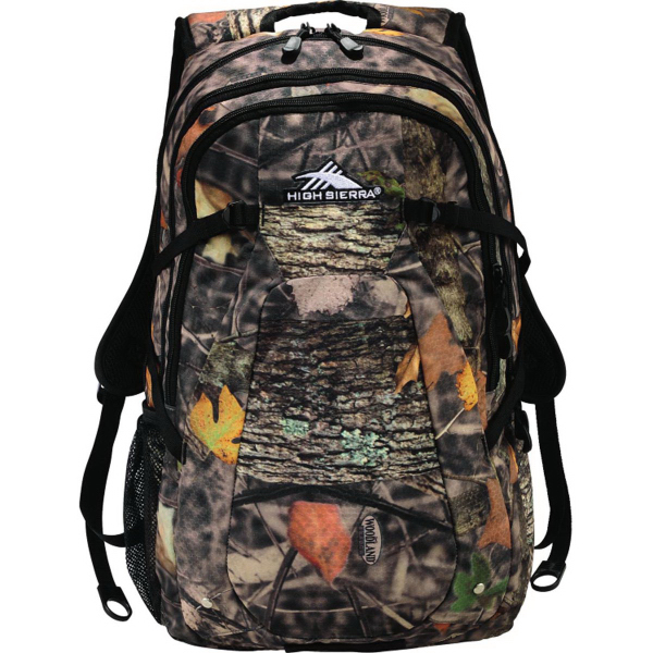 High Sierra (R) Fallout King's Camo Compu-Backpack