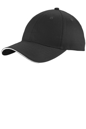 Port & Company Unstructured Sandwich Bill Cap