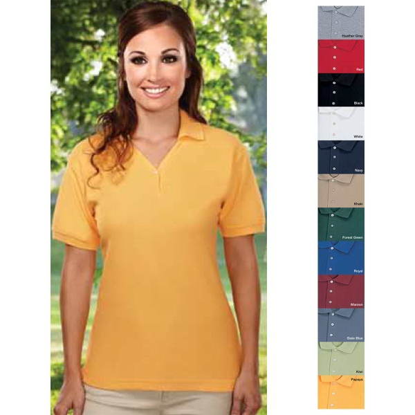 Women's Stature Golf Shirt