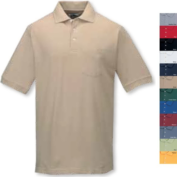 Men's Caliber Ltd. Golf Shirt