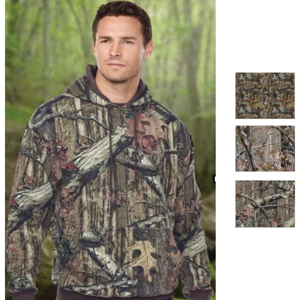 Men's Perspective Camo Sweatshirt