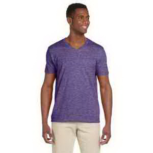 Softstyle (R) 4.5 oz. V-Neck T-Shirt